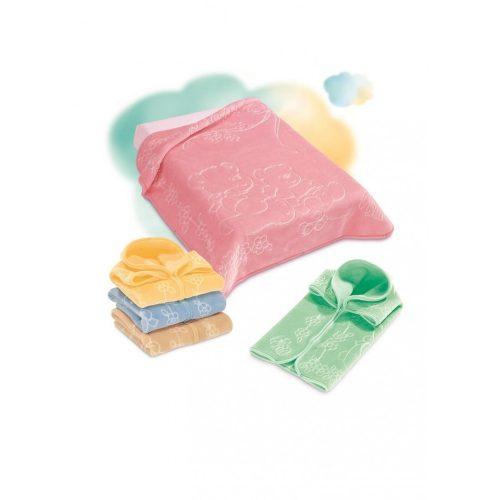 Belpla Baby perla zsák (518) 80*90 beige - dobozos