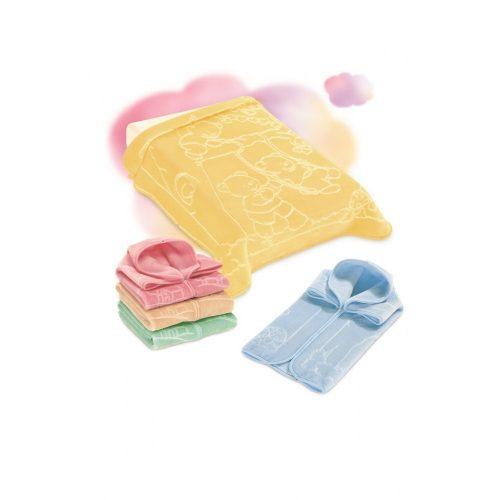 Belpla Baby perla zsák (517) 80*90 pink - dobozos