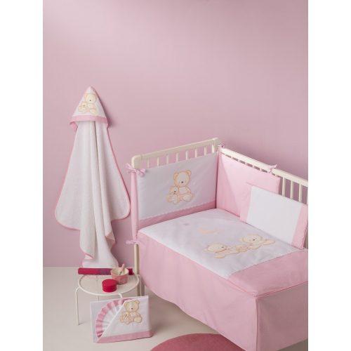 Baby Perla kifogó (902) 100*100 pink - dobozos