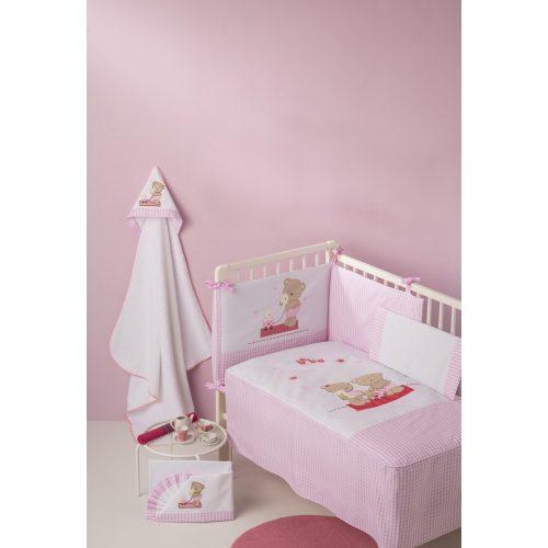 Baby Perla kifogó (903) 100*100 pink - dobozos