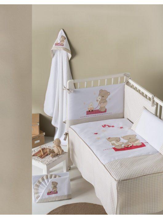 Baby Perla kifogó (903) 100*100 beige - dobozos