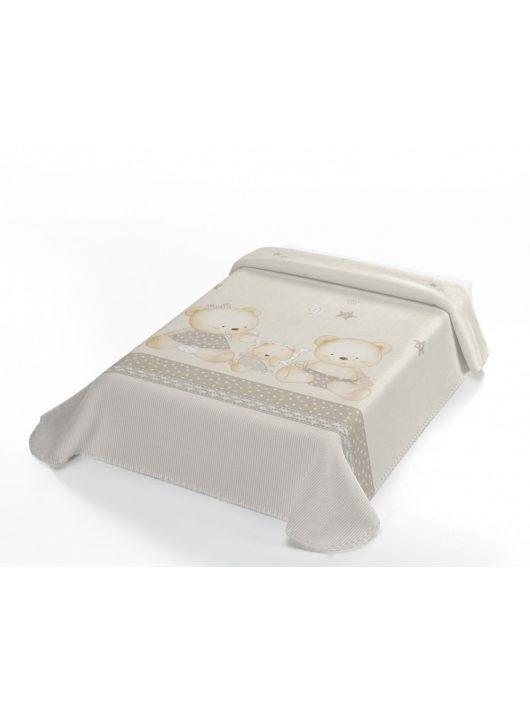 Belpla Baby perla pléd (663) Baby Sweet 80*110 beige - dobozos