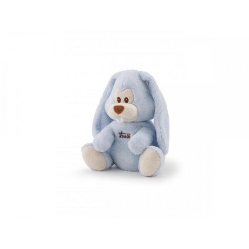 Trudi Scalda Sogni Cremino Virgilio Puppet light blu - nyúl báb magvas párnával