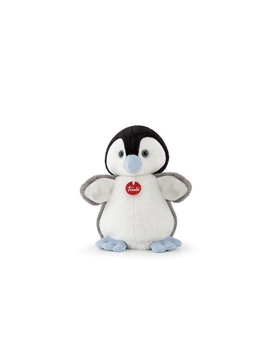Trudi plüss báb magvas párnával 25 cm - Penguin