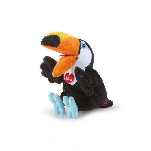Trudi Puppet  Toucan - Tukán báb plüss játék