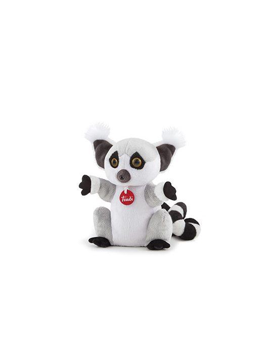 Trudi plüss báb 24 cm - Lemur