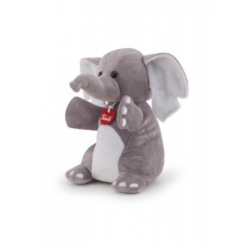 Trudi Puppet Elephant - Elefánt báb plüss játék