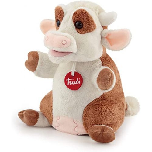 Trudi plüss báb 24 cm - Cow