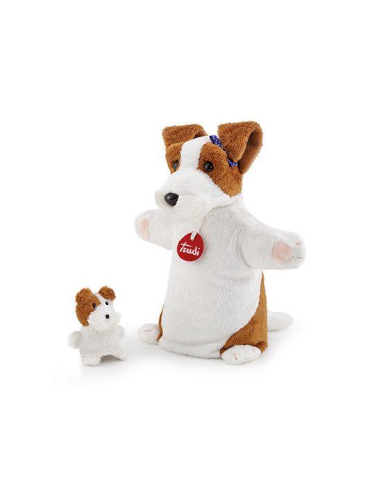 Trudi plüss báb 27 cm - Kutya