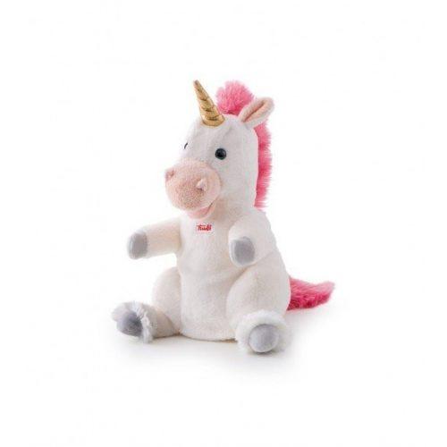 Trudi Puppet Unicorn - Unikornis báb plüss játék