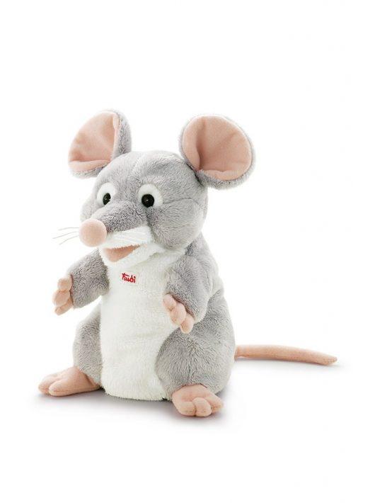 Trudi Puppet Mouse - Egér báb plüss játék