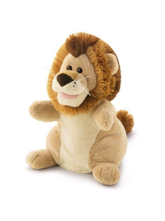 Trudi Puppet  Lion - Oroszlán báb plüss játék