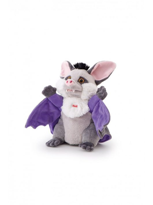 Trudi Puppet Bat - Denevér báb plüss játék