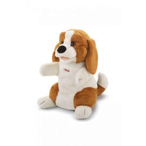 Trudi Puppet Beagle - Beagle kutya báb plüss játék