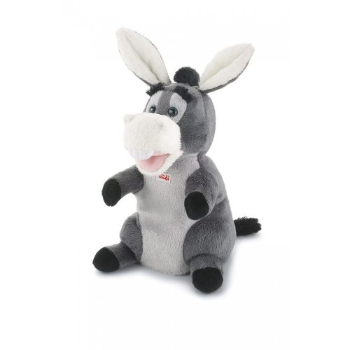 Trudi Puppet Donkey - Szamár báb plüss játék