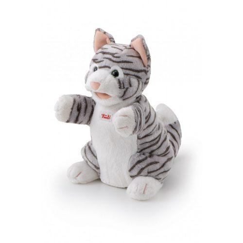 Trudi Puppet Cat - Macska báb plüss játék