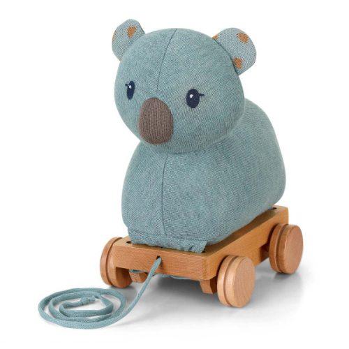 Sterntaler húzó toló játék- Kalla  koala maci  21x12 cm