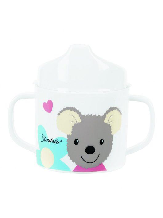 Sterntaler  pohár, 2 füles - Mabel egér