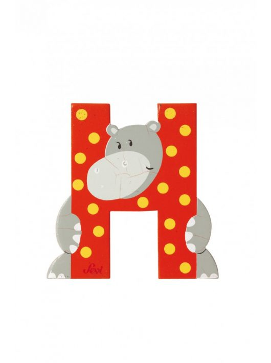 Sevi fa betű állatos H