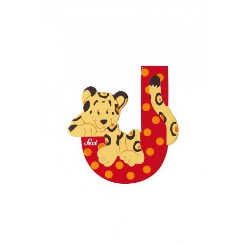 Sevi fa betű állatos J