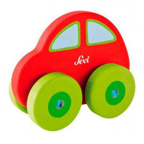 Sevi csörgő autó