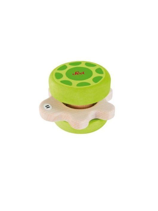 Sevi csörgő teknős