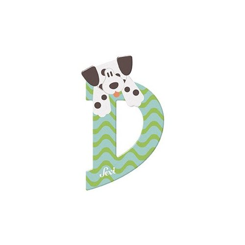 Sevi fa betű állatos D - Dalmatian