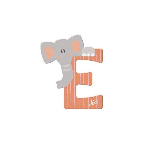 Sevi fa betű állatos E - Elephant