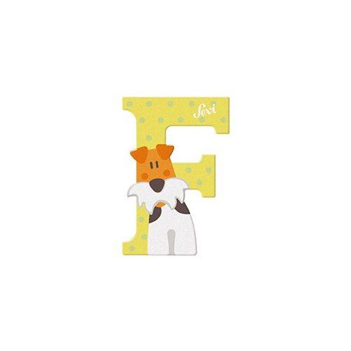 Sevi fa betű állatos F - Fox Terrier