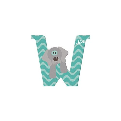 Sevi fa betű állatos W - Weimaraner