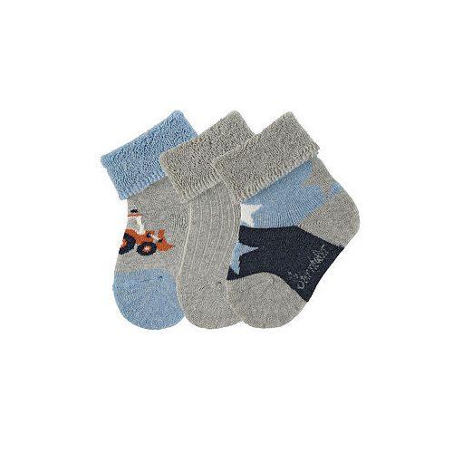 Sterntaler baba zokni szett 3 pár