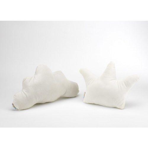 Mora Baby Pillows set 2pcs D20 10-white