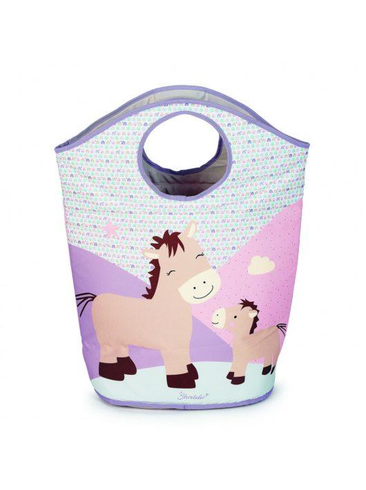 Sterntaler szennyeskosár - Pauline ló