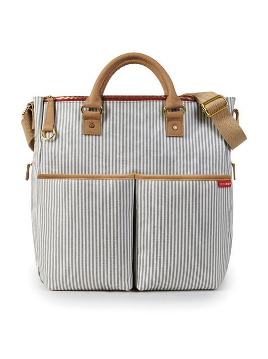 Skip Hop pelenkázó táska - Duo French Stripe