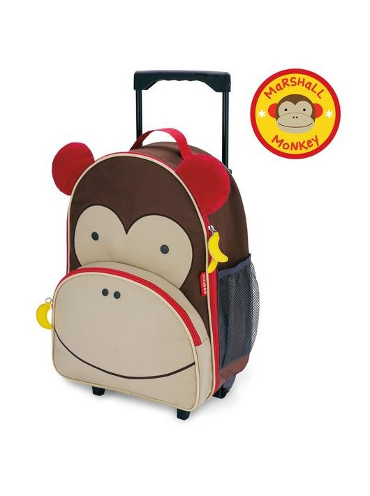 Skip Hop Zoo bőrönd Majom