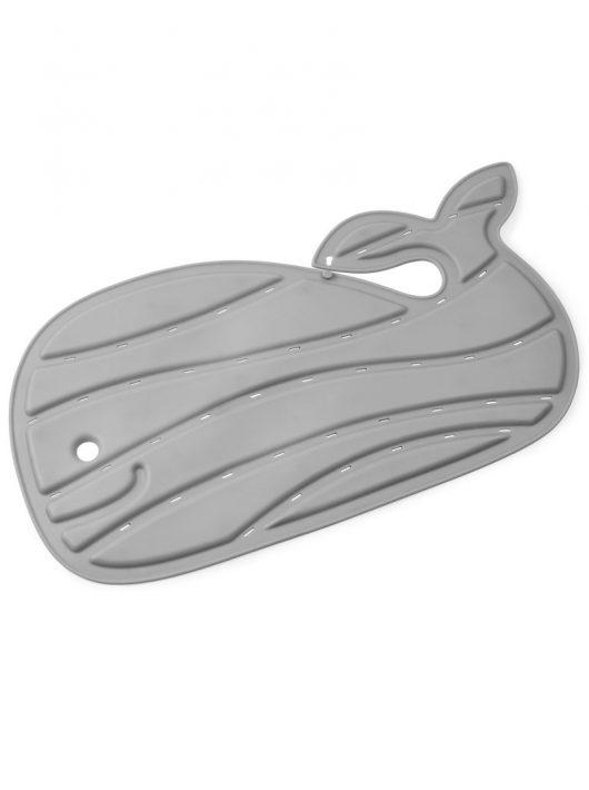 Skip Hop Moby csúszásgátló szőnyeg Bálna - szürke