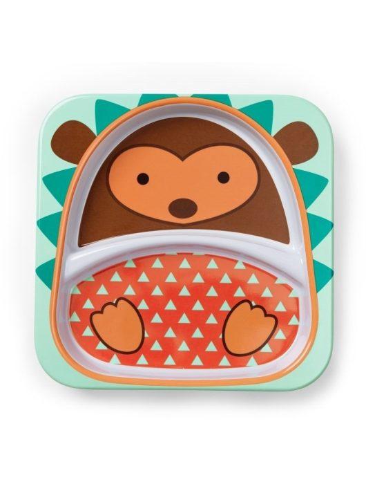 Skip Hop Zoo osztott tányér - Süni