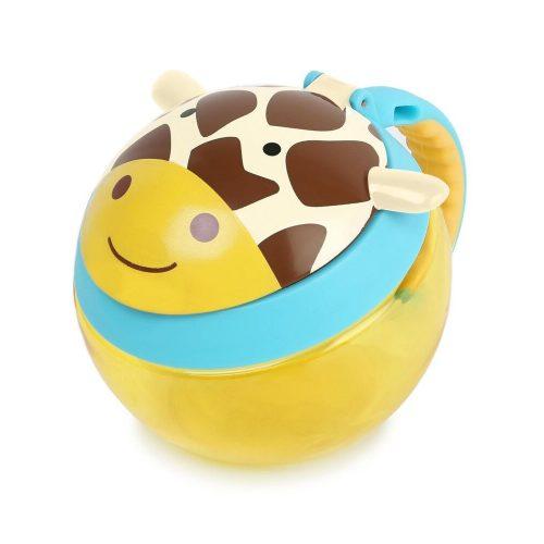 Skip Hop Zoo snack tartó Zsiráf