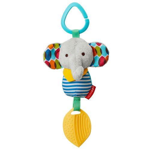Skip Hop Bandana Buddies Chime plüss rágóka Elefánt