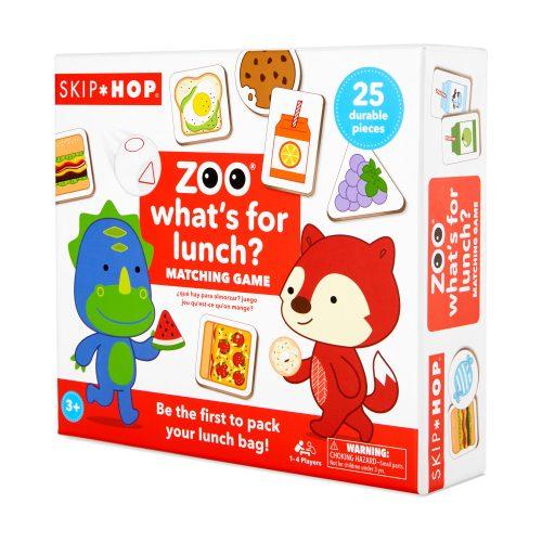 Skip Hop Zoo What's for Lunch? - Mi az ebéd? Játék